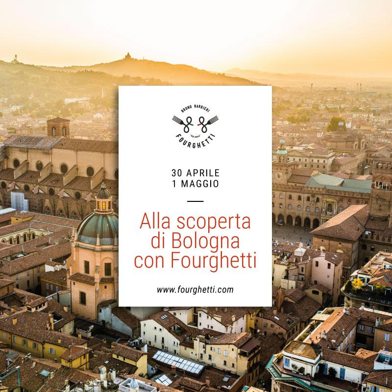 Primo Maggio alla scoperta di Bologna