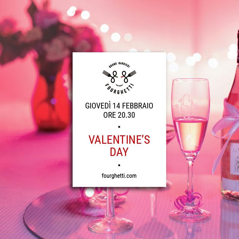 San Valentino: un menù speciale per celebrare l'amore!