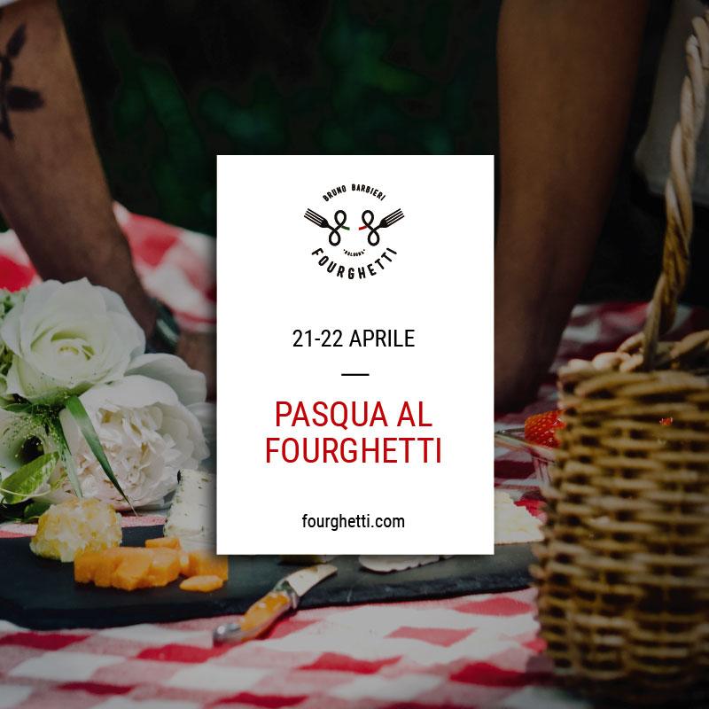 Il Weekend di Pasqua al Fourghetti